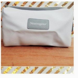 Neutrogena Makeup Cosmetic Bag Tote Carry Pouch